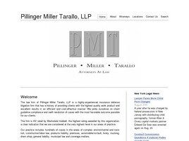Pillinger Miller Tarallo, LLP (Syracuse, New York)