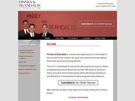 Pinsky & Skandalis (Syracuse, New York)