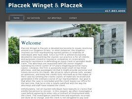 Placzek Winget & Placzek (Greene Co., Missouri)