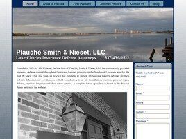 Plauché Smith & Nieset, LLC (Lake Charles, Louisiana)