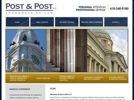Post & Post, LLC (Berwyn, Pennsylvania)