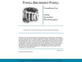 Powell, Birchmeier & Powell (Atlantic City, New Jersey)