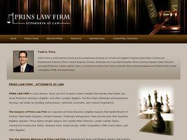 Prins Law Firm (Laredo, Texas)