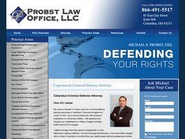 Probst Law Office LLC (Delaware, Ohio)