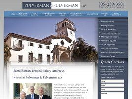 Pulverman & Pulverman, LLP (Santa Barbara Co., California)