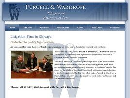 Purcell & Wardrope Chartered (Chicago, Illinois)