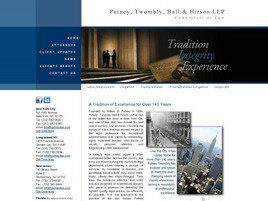Putney, Twombly, Hall & Hirson LLP (New York, New York)