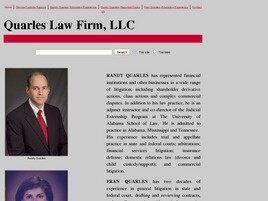 Quarles Law Firm LLC (Birmingham, Alabama)