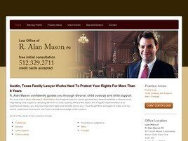 Law Office of R. Alan Mason, PC (Williamson Co., Texas)