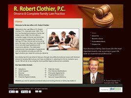 R. Robert Clothier, P.C. (Colorado Springs, Colorado)