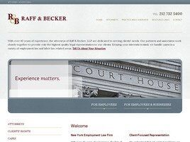 Raff & Becker, LLP (Queens Co., New York)