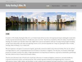 Railey, Harding & Allen Professional Association (Orlando, Florida)