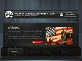 Ralph W. Gorrell, Attorney at Law (Burlington, North Carolina)
