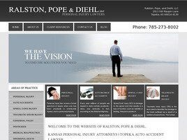 Ralston Pope & Diehl, LLC (Wichita, Kansas)