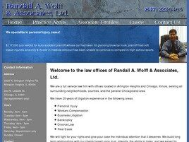 Randall A. Wolff & Associates, Ltd. (Buffalo Grove, Illinois)