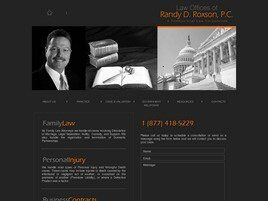 Law Offices of Randy D. Roxson, P.C. (Lodi, California)