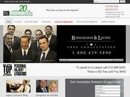 Raphaelson & Levine Law Firm, P.C. (Bronx, New York)