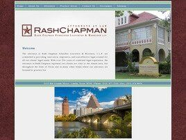 Rash, Chapman, Schreiber, Leaverton & Morrison, L.L.P. (Travis Co., Texas)