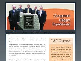 Rawles, O'Byrne, Stanko, Kepley & Jefferson, P.C. (Decatur, Illinois)