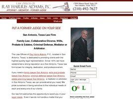 Ray Harris Adams, P.C. (San Antonio, Texas)