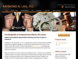 Raymond B. Lail, P.C. (Johns Creek, Georgia)
