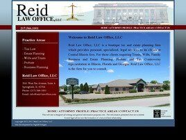 Reid Law Office, LLC (Decatur, Illinois)
