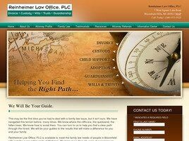 Reinheimer Law Office, PLC (Oakland Co., Michigan)