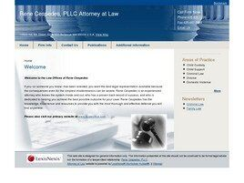 Rene Cespedes, PLLC Attorney at Law (Tacoma, Washington)