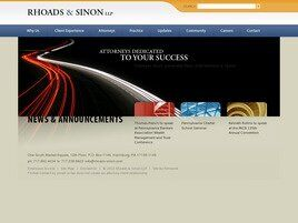 Rhoads & Sinon LLP (Baltimore, Maryland)