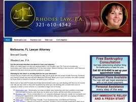 Rhodes Law, P.A. (Melbourne, Florida)