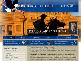 Richard L. Ellison, P.C. (Victoria, Texas)