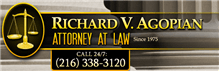 Richard V. Agopian Attorney at Law (Cuyahoga Co., Ohio)