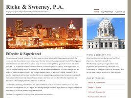 Sweeney & Masterson, P.A. (Ramsey Co., Minnesota)