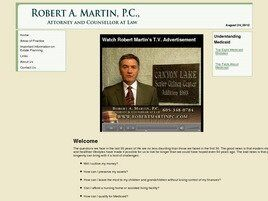 Robert A. Martin, P.C. (Rapid City, South Dakota)