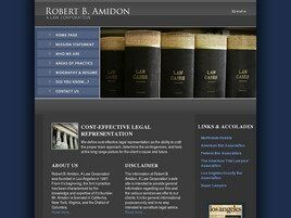 Robert B. Amidon A Law Corporation (Burbank, California)