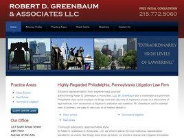 Robert D. Greenbaum & Associates LLC (Philadelphia, Pennsylvania)