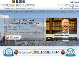 Robert Kornfeld, Attorney at Law (King Co., Washington)