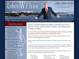 The Law Offices of Robert W. Elton (Volusia Co., Florida)