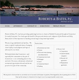 Roberts & Bates, P.C. (Fairfield Co., Connecticut)