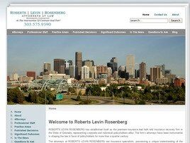 Roberts Levin Rosenberg Professional Corporation (Denver, Colorado)