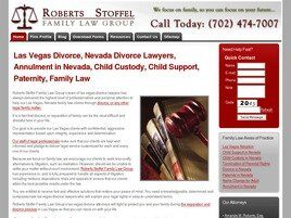 Roberts Stoffel Family Law Group (Las Vegas, Nevada)