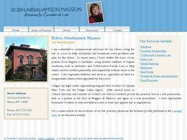 Robin Abrahamson Masson Attorney & Counselor at Law (Ithaca, New York)