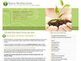 Robin Roshkind P.A. Divorce Lawyers (Palm Beach Co., Florida)