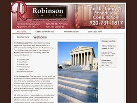 Robinson Law Firm (Appleton, Wisconsin)