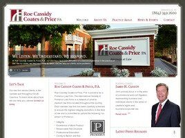 Roe Cassidy Coates & Price, P.A. (Greenville, South Carolina)