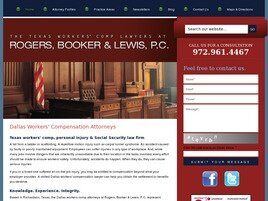 Booker & Lewis, P.C. (Dallas, Texas)