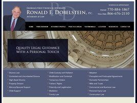 Ronald E. Dobelstein, P.C. (Johns Creek, Georgia)