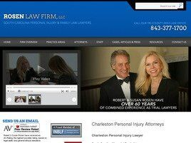 Rosen Law Firm, LLC (Charleston, South Carolina)