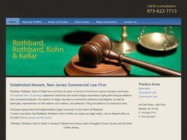Rothbard, Rothbard, Kohn & Kellar (Newark, New Jersey)
