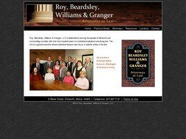 Roy, Beardsley, Williams & Granger, LLC (Bangor, Maine)